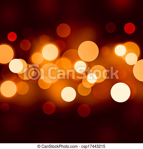 bokeh abstract background - csp17443215
