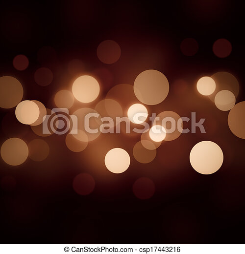 bokeh abstract background - csp17443216