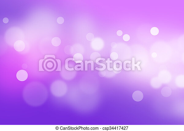 bokeh abstract backgrounds - csp34417427