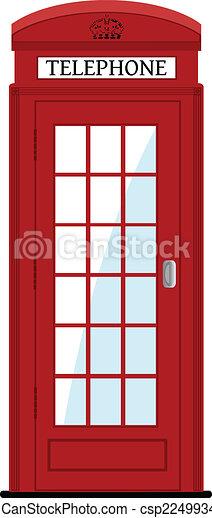 boks, eps10, ilustracja, , telefon, wektor, londyn - csp22499343