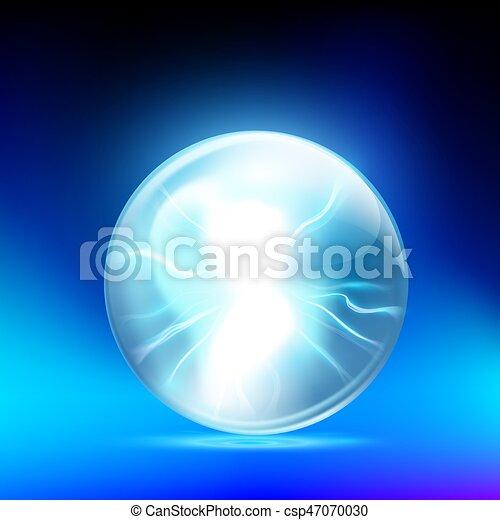 Bola de cristal - csp47070030