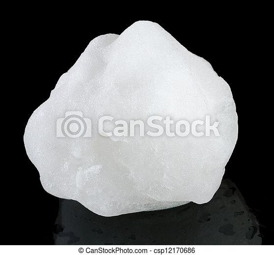 Bola de nieve en el estudio - csp12170686