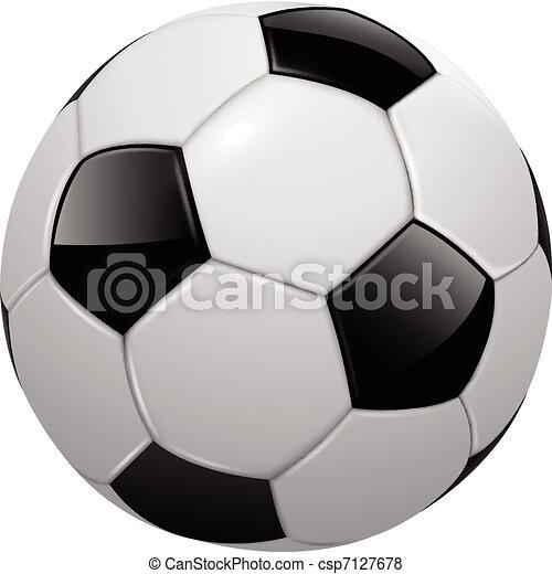 boll, fotboll - csp7127678