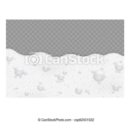 bolle, schiuma, fondo - csp62431022