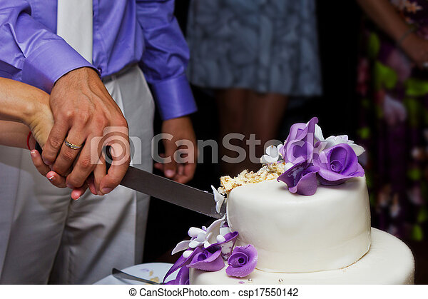 bolo, casório - csp17550142