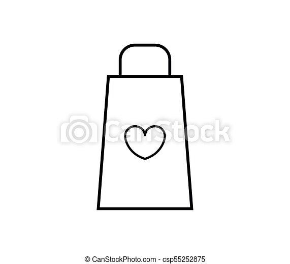 Bolsa de amor - csp55252875