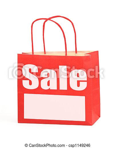 bolsa, copia, compras, espacio - csp1149246
