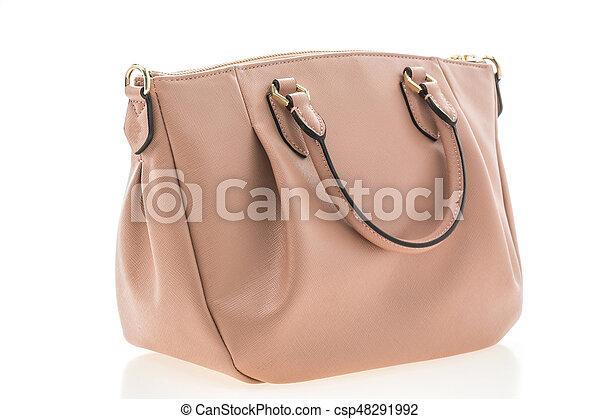 Bolso de mujer de lujo - csp48291992