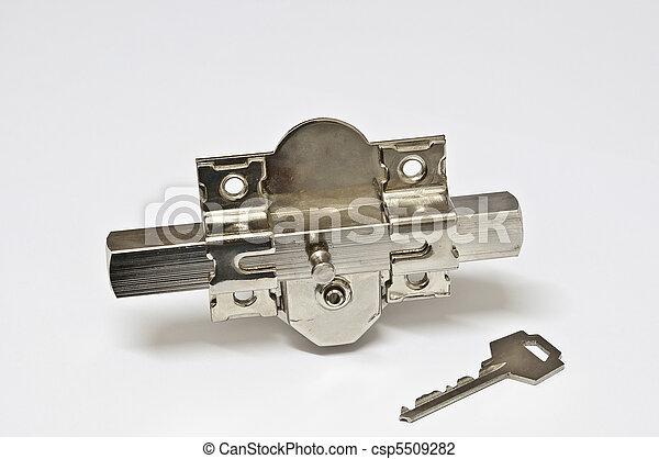 Bolt and key - csp5509282