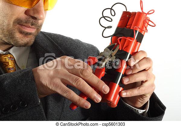 bomb disposal - csp5601303