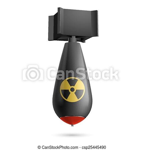 Bomb - csp25445490