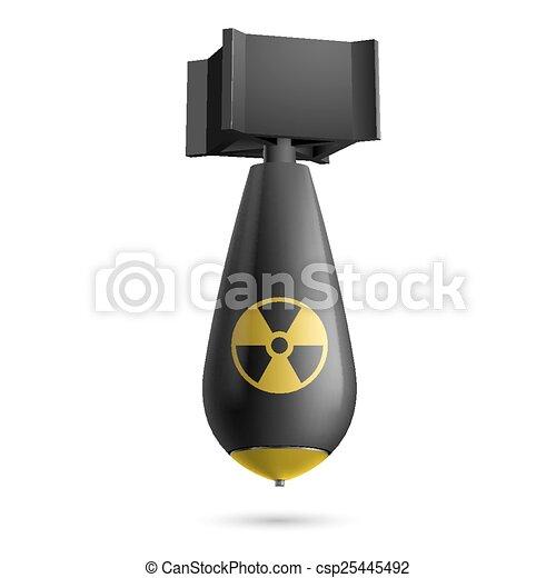 Bomb - csp25445492