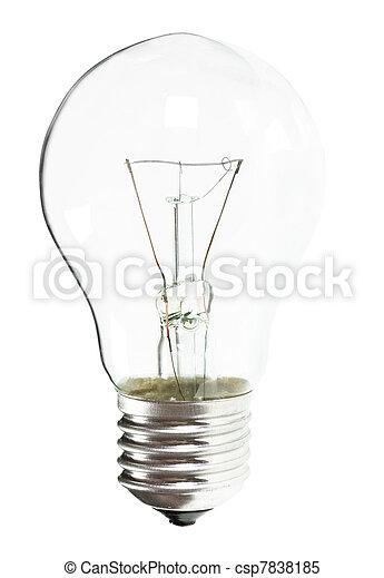 Lightbulb - csp7838185