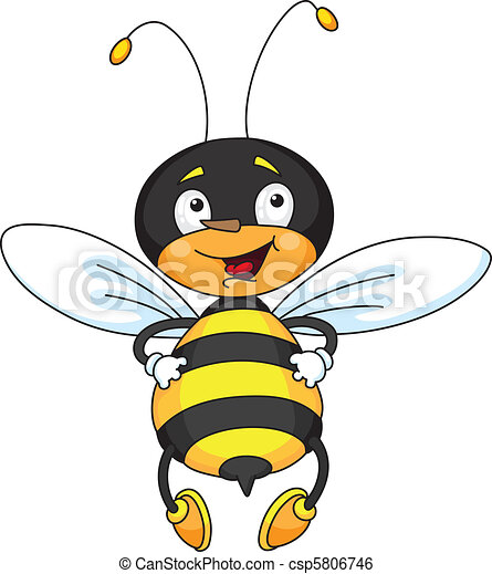 bon, abeille - csp5806746