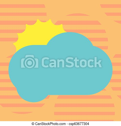 bon, vide, disposition, annonces, affaires colorent, affiche, pelucheux, invitation, salutation, derrière, vecteur, nuage, gabarit, vide, soleil, promotion, dissimulation, carte, briller - csp63677304