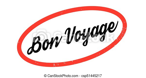 bon voyage rubber stamp grunge design with dust scratches rh canstockphoto co nz bon voyage clipart animated bon voyage clipart free