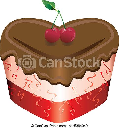 bonbons, 2, valentin - csp5384049