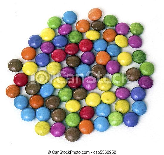 bonbons - csp5562952