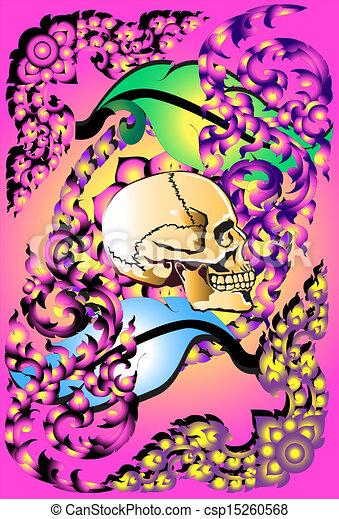 bone and line thai - csp15260568