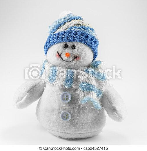 bonhomme de neige jouet bonhomme de neige bleu jouet photographie de stock rechercher. Black Bedroom Furniture Sets. Home Design Ideas