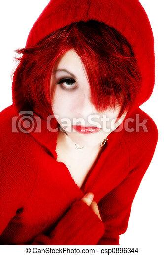 bonito, adolescente - csp0896344