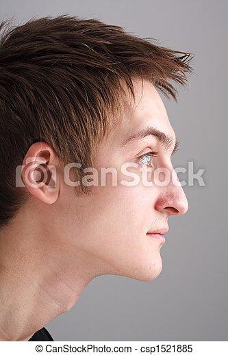 bonito, profile., man. - csp1521885