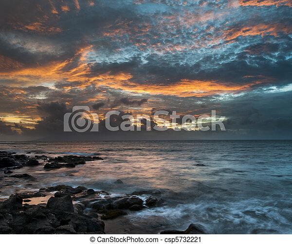 bonito, seascape - csp5732221