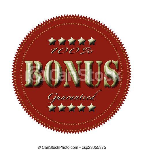 bonus  - csp23055375