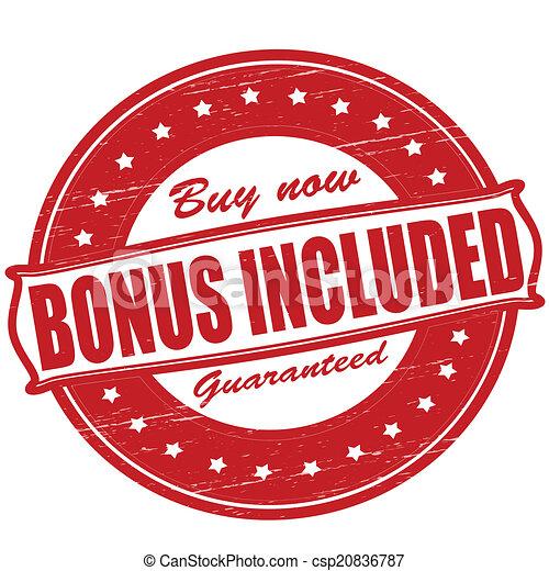 Bonus included - csp20836787