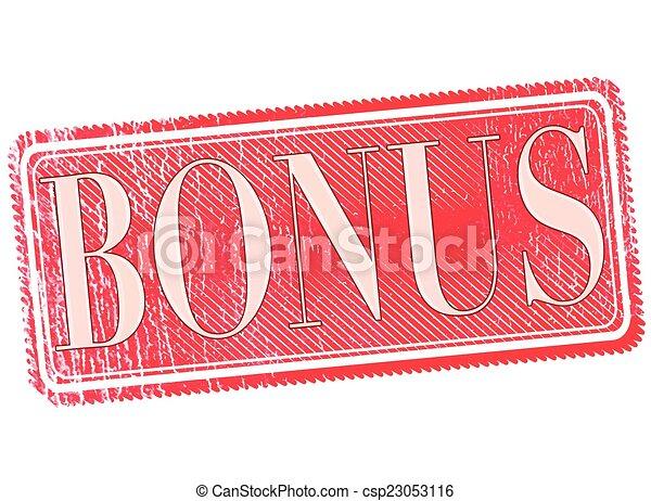 bonus - csp23053116