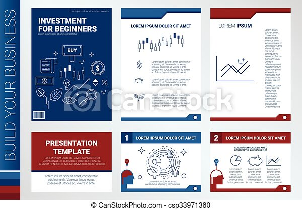 book cover and presentation template annual report book cover and