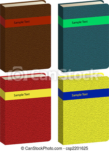 book icons - csp2201625