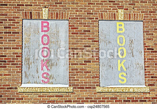 Book Store - csp24807565