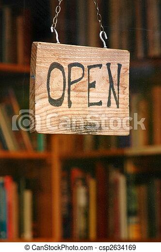 Book store - csp2634169