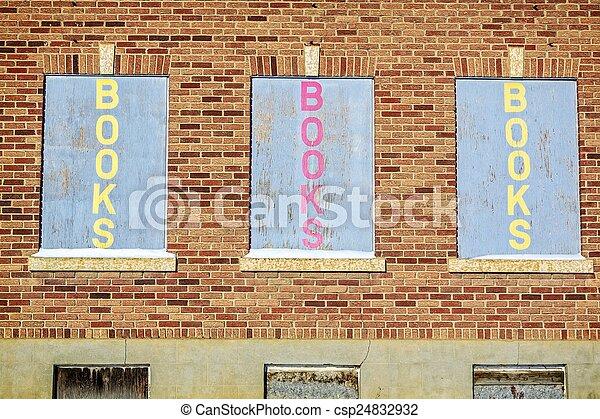 Book Store - csp24832932
