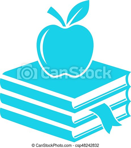 books and apple icon books and apple vector icon vectors search rh canstockphoto com apple store icon vector apple icon vector png