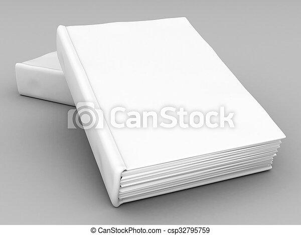 Books bindings and Literature - csp32795759