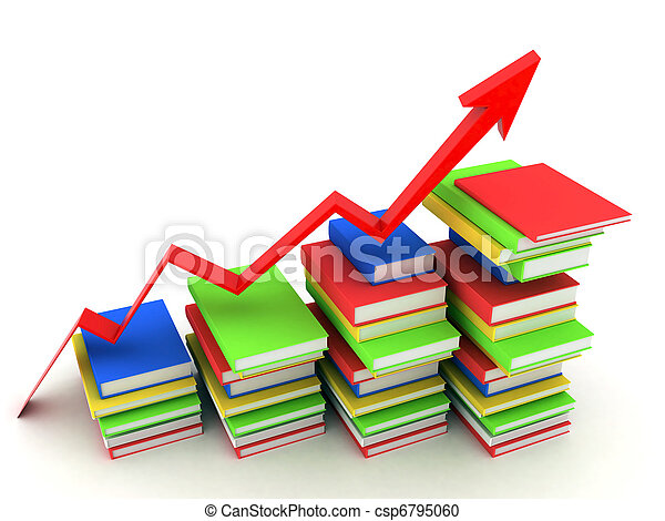 Books bindings and Literature - csp6795060