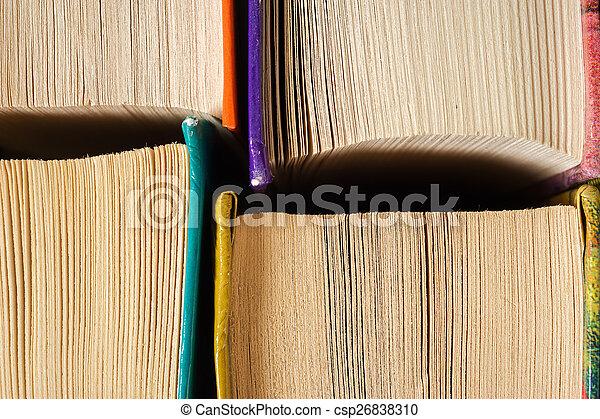 Books - csp26838310