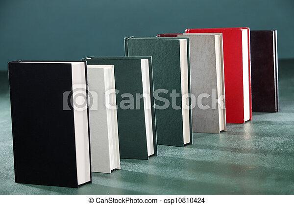 books - csp10810424