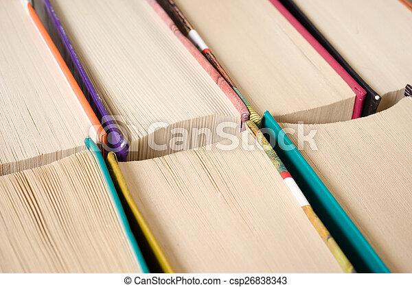 Books - csp26838343