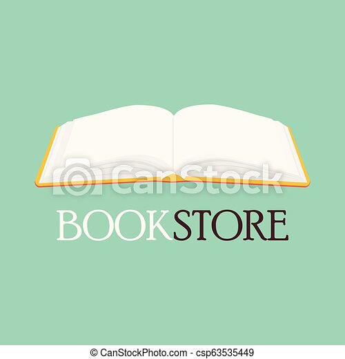 Bookstore, bookshop vector