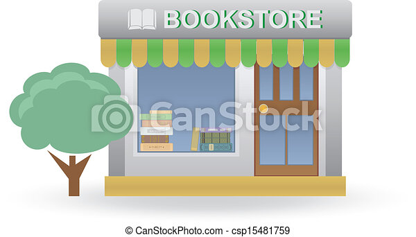 Bookstore - csp15481759