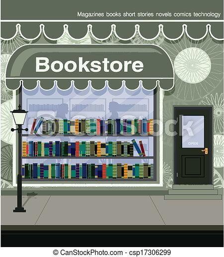 Bookstore - csp17306299