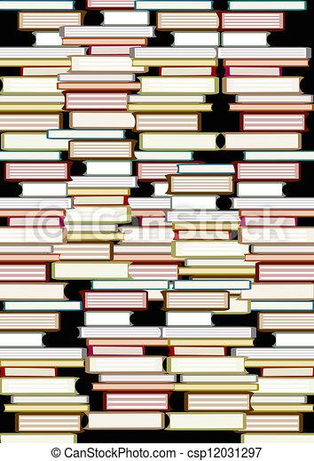 bookstore - csp12031297