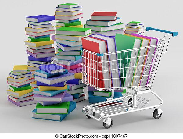 Bookstore - csp11007467