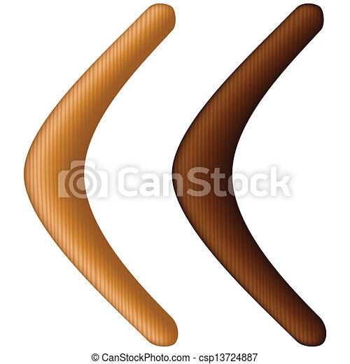 Boomerang - csp13724887
