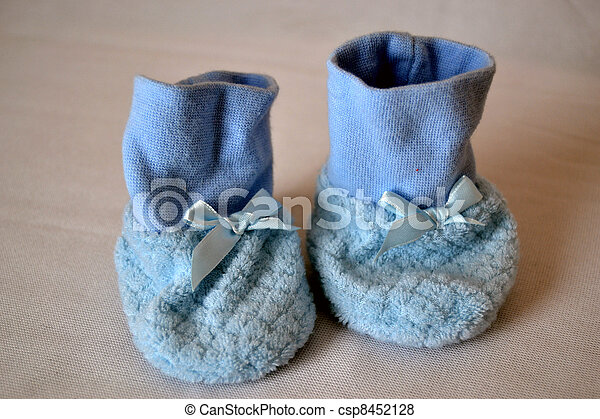 Bootees - csp8452128