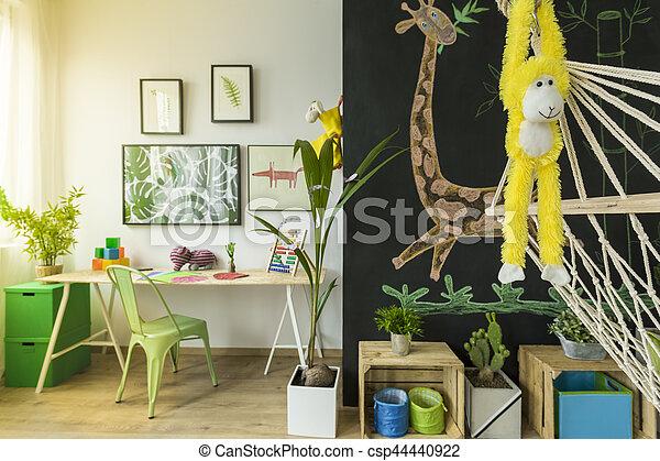 Bord studeren kamer kind. kamer studeren bureau bord groene