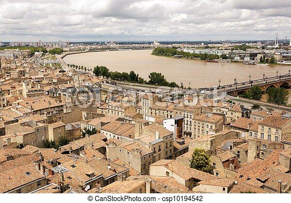 Bordeaux Flod